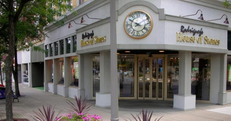 House of Stones jewelry store exterior image